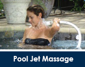 Pool Jet Massage System